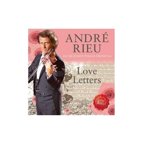 Love letters - andre rieu (płyta cd) marki Universal music / polydor