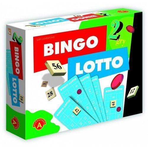 2w1 bingo lotto marki Alexander