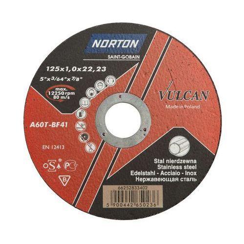 Tarcza do cięcia T41 NORTON VULCAN (5900442650236)