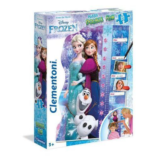 CLEMENTONI 30 EL. Maxi Miarka Frozen (8005125203154)