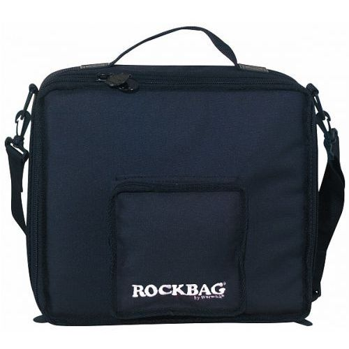 mixer bag black 28 x 25 x 8 cm / 11 x 9 16/16 x 3 1/8 in marki Rockbag