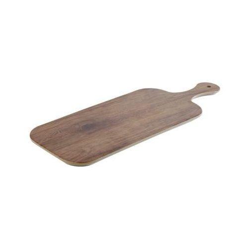 Aps Deska do krojenia oak (40 x 20 cm) brązowy darmowy transport