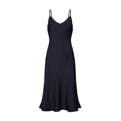 suknia wieczorowa 't bliss af slip midi drs' czarny, New look, 34-42