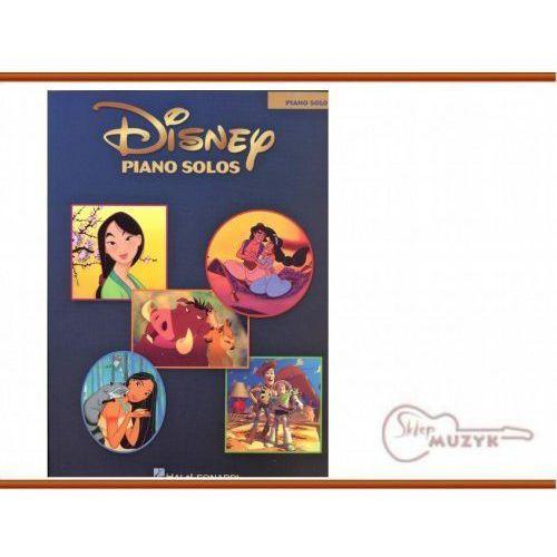 Disney piano solos (opr. miękka)