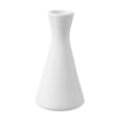 Wazonik 125 mm   FINE DINE, Bianco