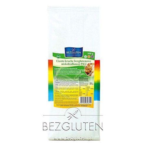 Koncentrat ciasta kruchego niskobiałkowego - owy marki Bezgluten