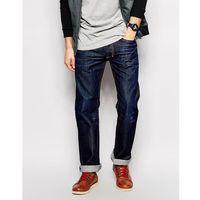 Diesel Jeans Larkee Straight Fit 0806W Dark Wash - Blue