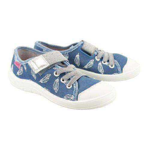 BEFADO 251Y 111 niebieski, półtrampki dziecięce, rozmiary: 31-36 - Niebieski