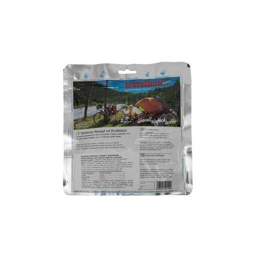 Żywność liofilizowana wołowina pikantna 125 g 1-osobowa marki Travellunch
