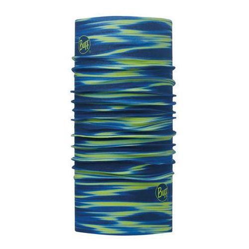 original kenney blue - chusta/opaska wielofunkcyjna (niebiesko-zielona) marki Buff