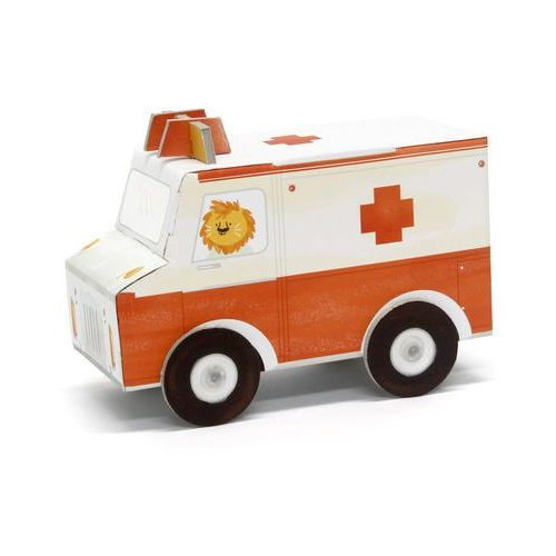 Krooom, model do składania Karetka - produkt z kategorii- Ambulanse