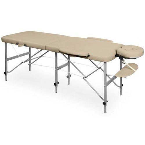 Składane łóżko do masażu, model: royal aluminium marki Juventas