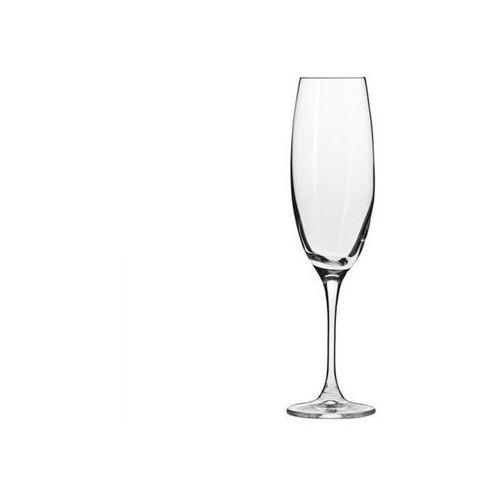 KROSNO SENSEI CASUAL - Komplet 6 kieliszków do szampana 200 ml