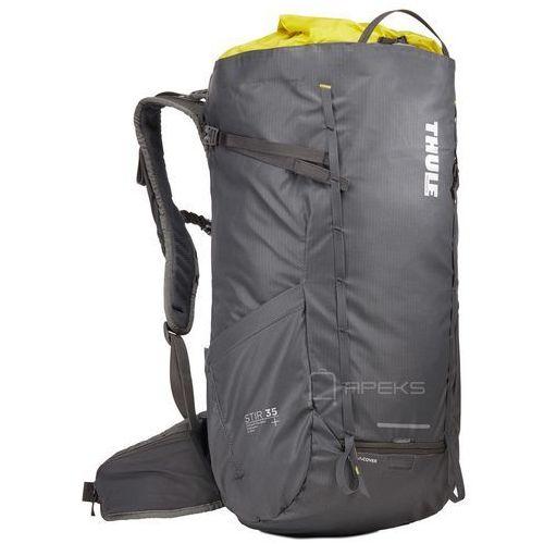 stir 35l plecak turystyczny męski / podróżny / dark shadow - dark shadow marki Thule