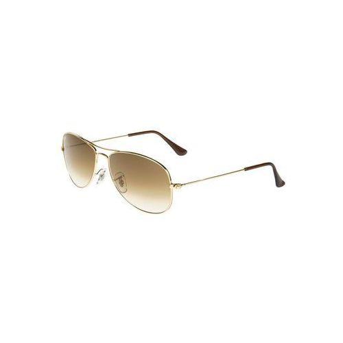Ray-Ban RB 3362 001/51 COCKPIT Okulary przeciwsłoneczne + Darmowa Dostawa i Zwrot, 0RB3362