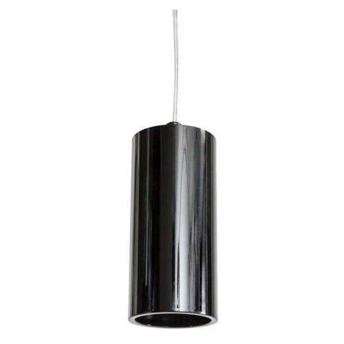 LAMPA wisząca KIKA S 120 Orlicki Design metalowa OPRAWA zwis tuba czarna