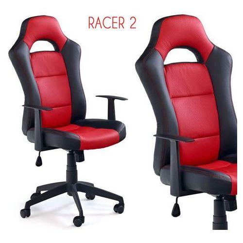 Halmar Fotel obrotowy  racer 2 - fotel dla gracza