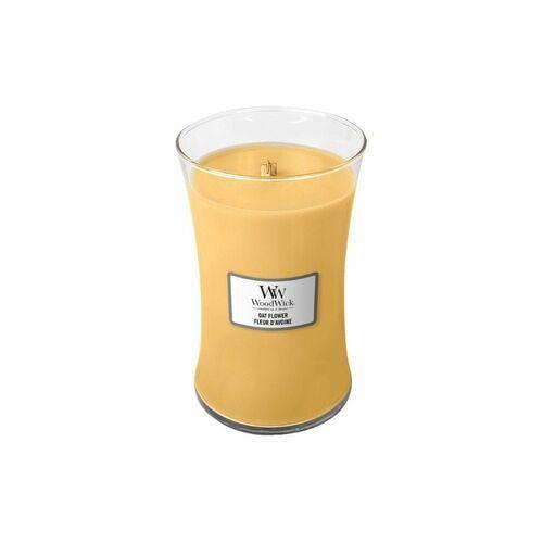 Świeca Core WoodWick duża Oat Flower (5038581087337)