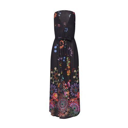 sukienka 'vest_magda' mieszane kolory / czarny marki Desigual