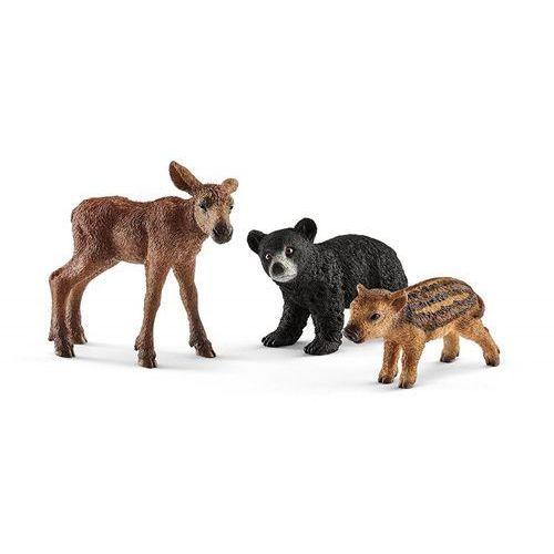 Młode zwierząt leśnych - Schleich (4055744012785)