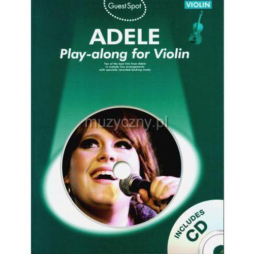Pwm adele - adele na skrzypce (+ cd)