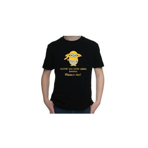 OKAZJA - Koszulka dziecięca banana house elf marki Megakoszulki