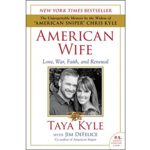 American Wife, Defelice, Jim / Kyle, Taya