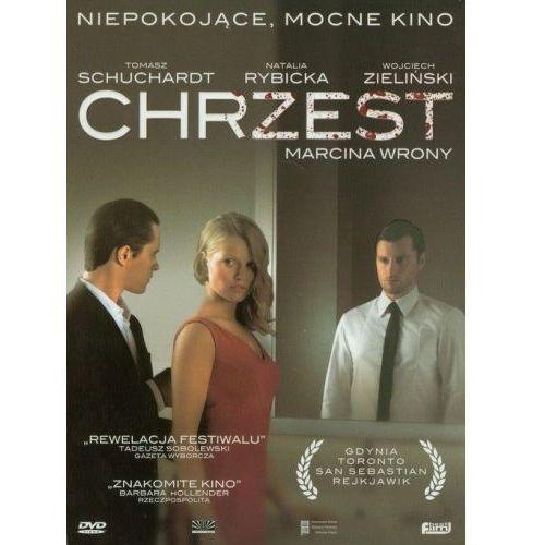 Best film Chrzest (dvd) - grzegorz jankowski, grażyna trela, dariusz glazes (5906619090843)