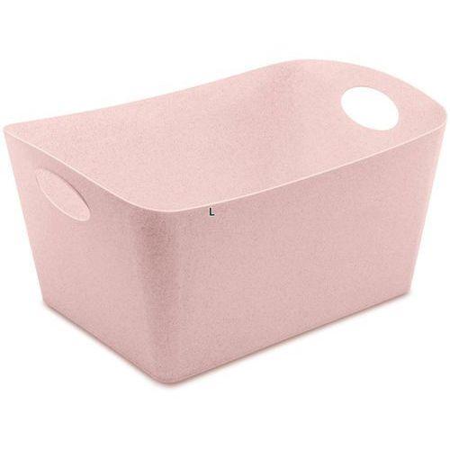 Koziol Miska łazienkowa boxxx, pojemnik, rozmiar l - kolor organic pink, (4002942443880)