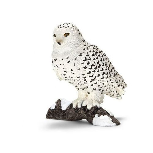Schleich, figurka Sowa Śnieżna z kategorii figurki dla dzieci