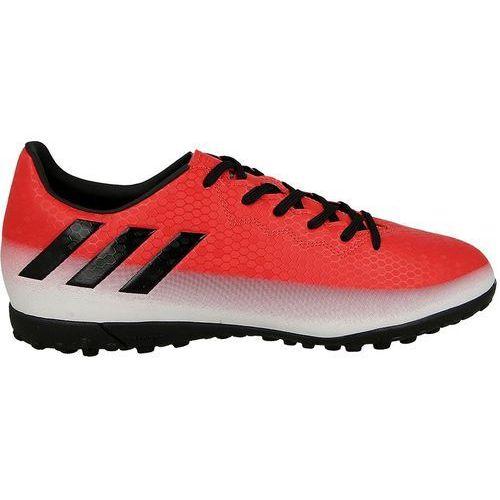 Adidas Buty  messi 16.4 tf (ba9023) - czerwony/biały