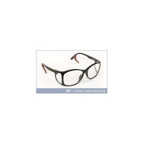 Okulary ochronne panoramiczne OP 0,75 Pb Beta AntiX