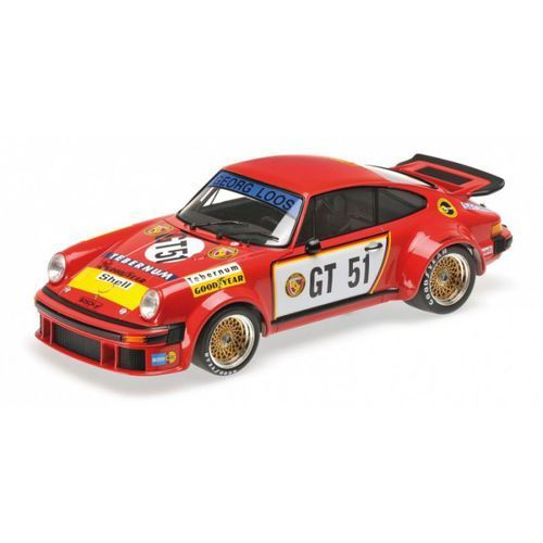 Porsche 934 #GT51 Toine Hezemanns Team Gelo-Tebernum Racing Winner EGT Nurburgring 300KM 1976, 5_570238