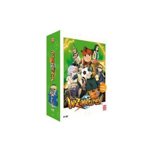 Inazuma Eleven - Gesamtausgabe, 4 DVDs