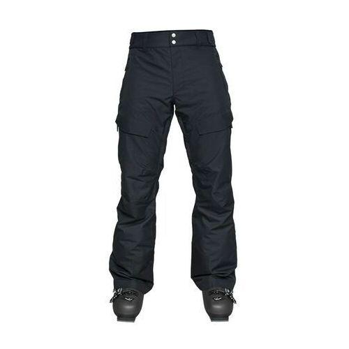 spodnie CLWR - Tilt Pant Black (900) rozmiar: S, kolor czarny