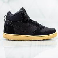 Nike Court Borough Mid Wntr PSV AA5648-002, kolor czarny
