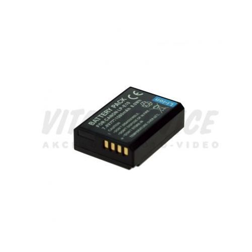 Vito Canon lp-e10 akumulator zamiennik