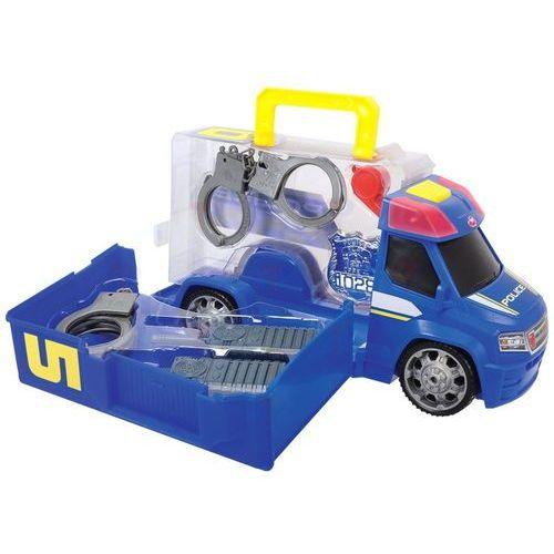 Policja z zestawem akcesoriów, 33 cm - produkt z kategorii- Policja