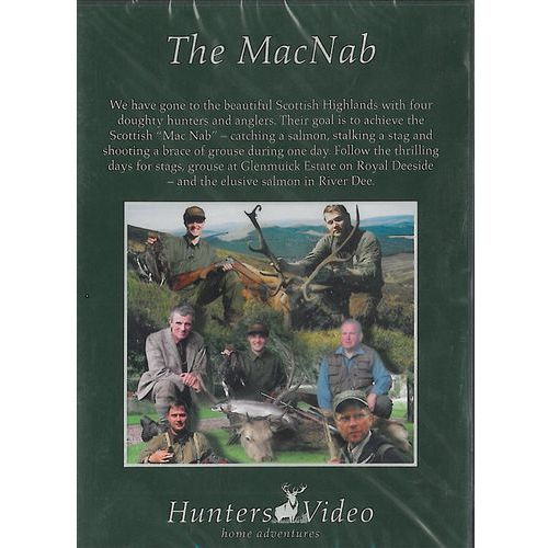 "Film Hunters-Video ""The MacNab"" 151037 English (969611037)"