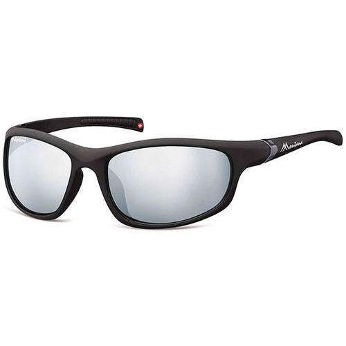 Okulary Słoneczne Montana Collection By SBG SP310 Matt Polarized C, kolor żółty