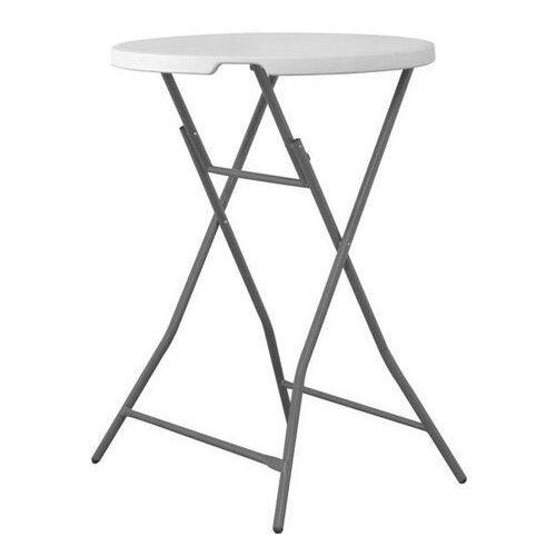 stolik barowy składany | okrągły | śr.800x(h)1100mm - kod product id marki Hendi