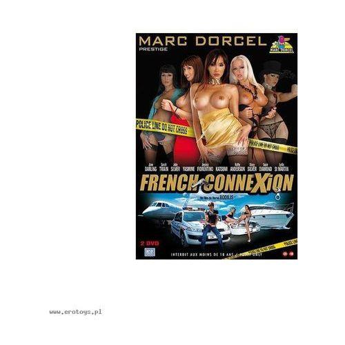 Dvd marc dorcel - french connection wyprodukowany przez Marc dorcel (fr)