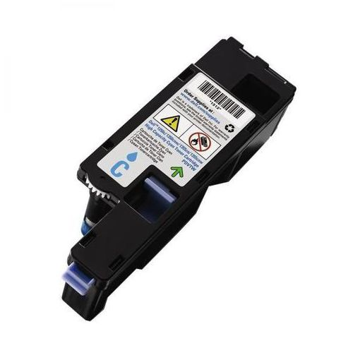 Dell oryginalny toner 593-11021, 593-11141, cyan, 1400s, C5GC3, PDVTW, high capacity, Dell 1250, 1350 (5391519543658)