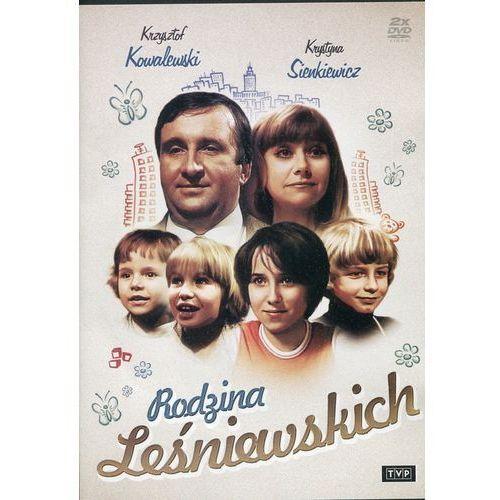 Telewizja polska Rodzina leśniewskich (odc. 1-7) (*) (5902600065982)