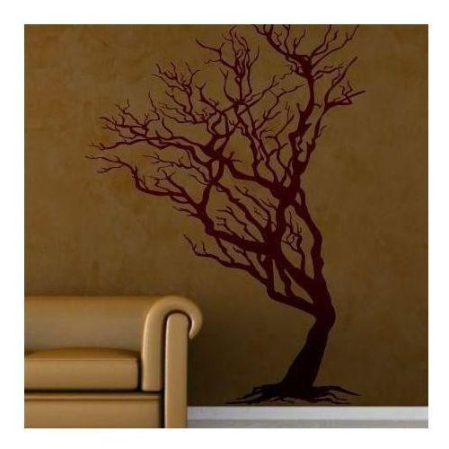 Wally - piękno dekoracji Szablon malarski drzewo 1132