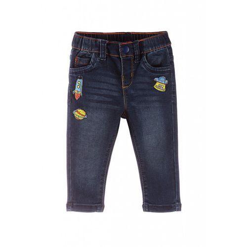 Spodnie niemowlęce jeansowe 5l3506 marki 5.10.15.