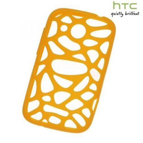 Etui Silicon Case HTC SC S780 Pomarańczowe do HTC Desire C - Pomarańczowy - sprawdź w wybranym sklepie