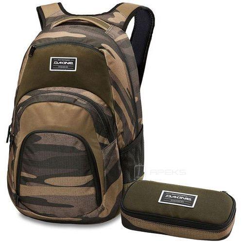 "Dakine Campus 33L plecak miejski na laptopa 15"" + piórnik GRATIS / Field Camo - Field Camo, kolor brązowy"