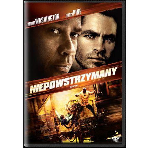 Imperial cinepix / 20th century fox Niepowstrzymany (dvd) - tony scott