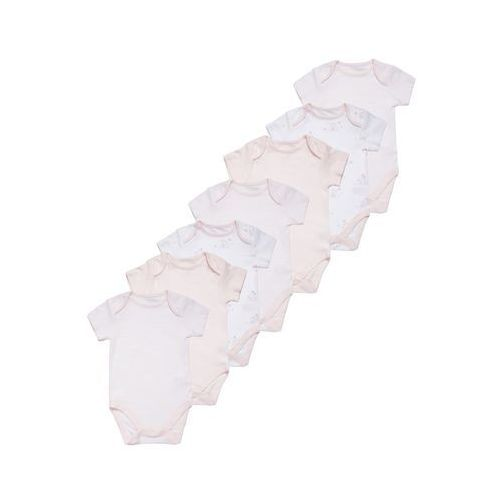 mothercare CONTINUITY PINK 7 PACK Body pale pink, KA024
